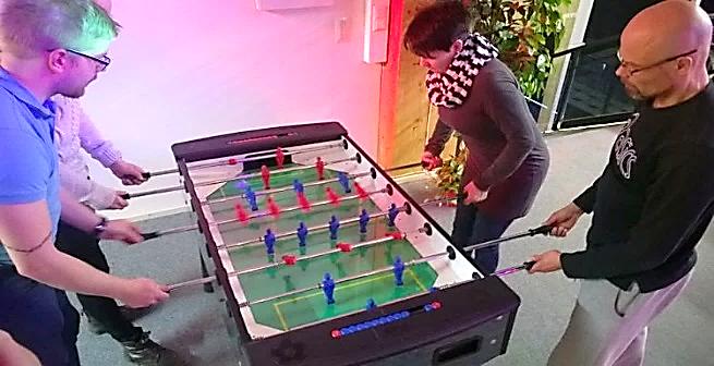 virkistyspäivät aktiviteetit simulaattorit mash machine