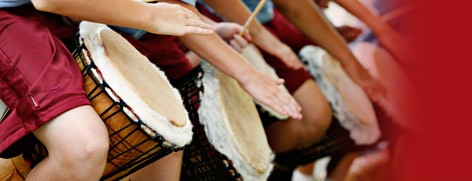 virkistyspäivät aktiviteetit drumbeat