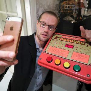 Speden spelit - legendaarinen nopeuspeli vuokralle, alk. 69€/vrk