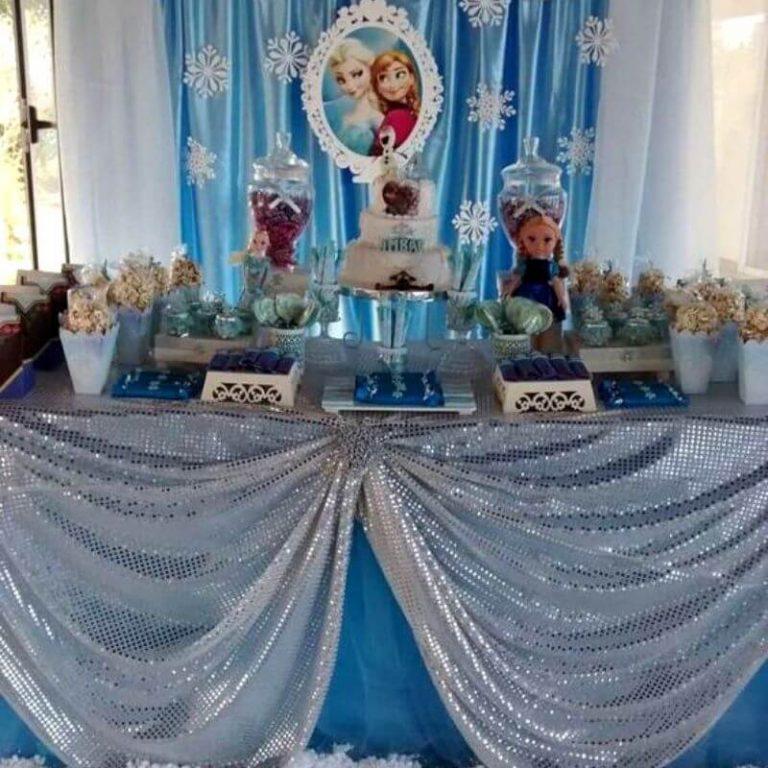 frozen juhlat tarjoilut