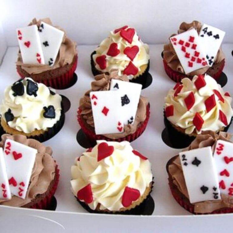 Las Vegas Cup Cakes.