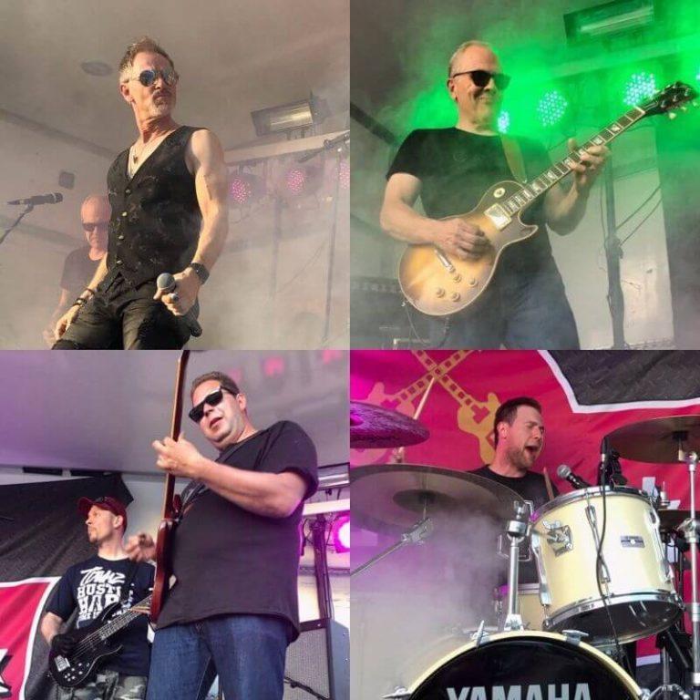 rock bändi juhliin häihin