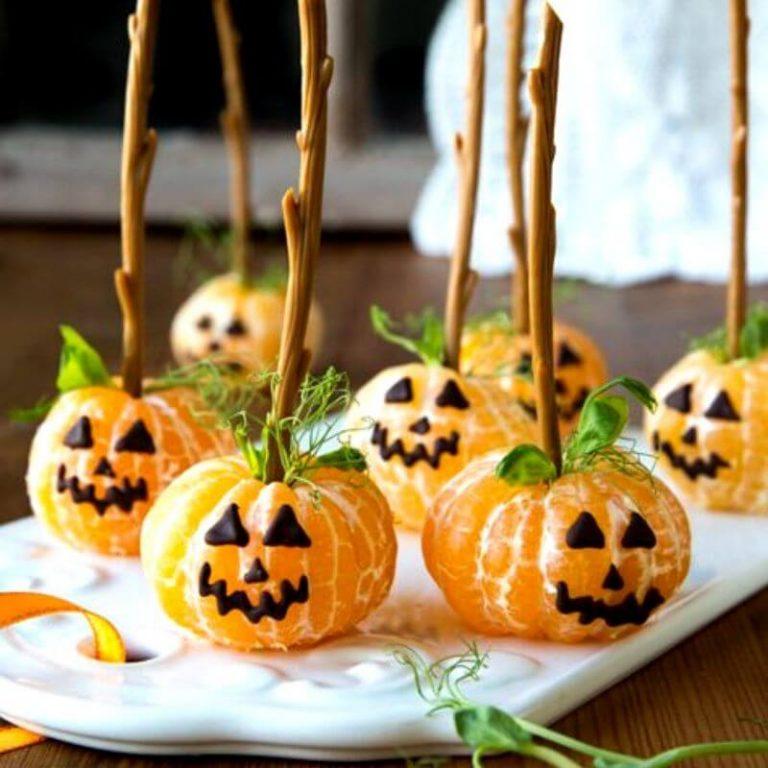 halloween tarjoilut