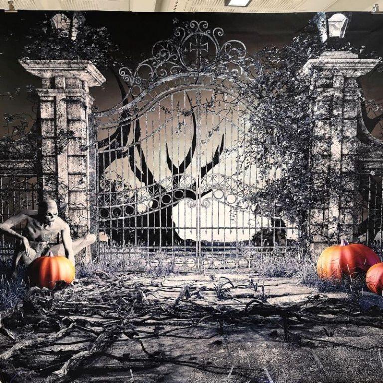 halloween juhlaideat