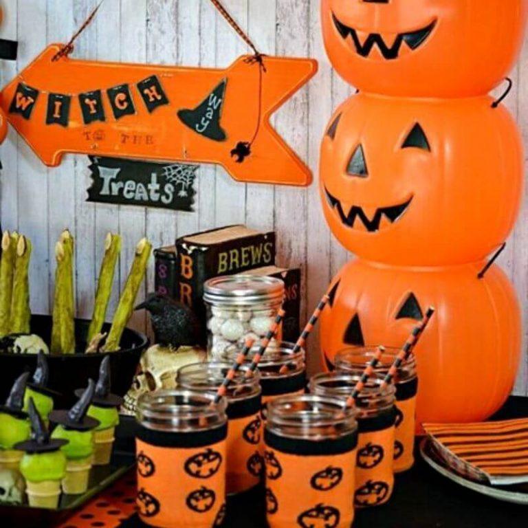 halloween kattaus juhliin