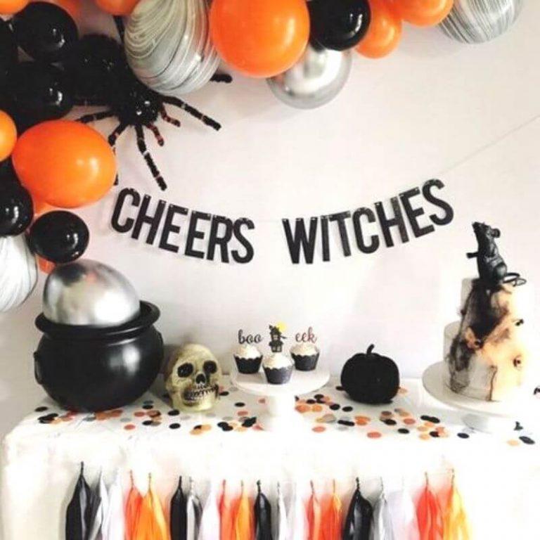 halloween synttärit