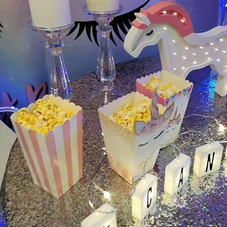popcornkone juhliin.