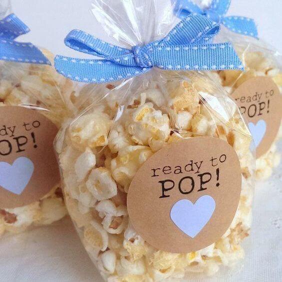 popcornkone vauvakutsut