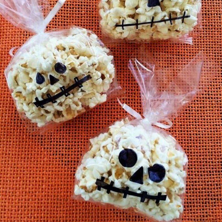 popcornkone halloween juhliin