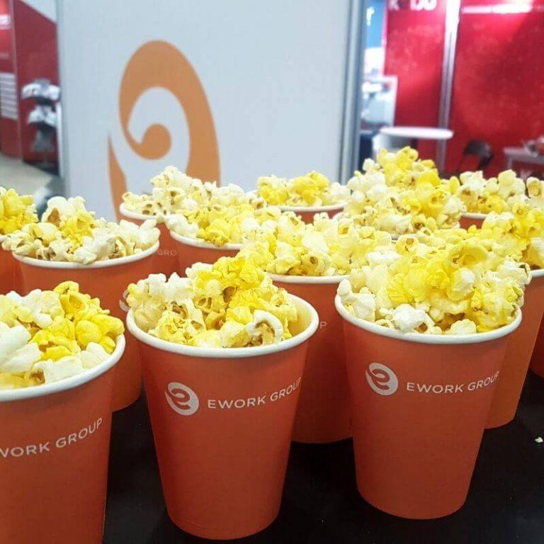popcorn kone juhliin.