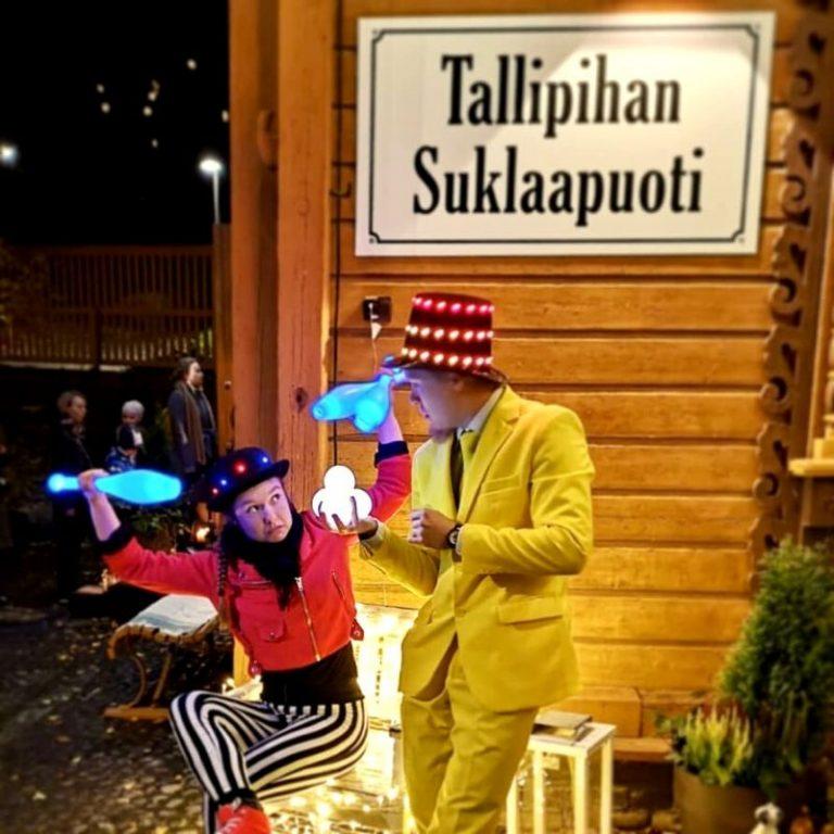 sirkus esiintyjät hinta