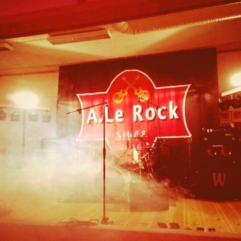 rock bändin hinnasto
