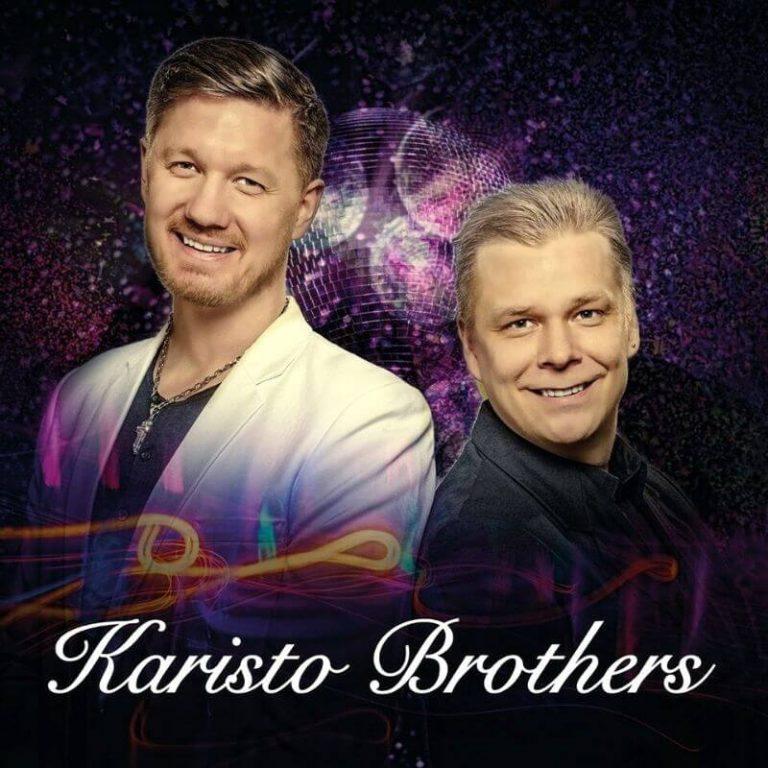 Karisto Brothers - Veltsu ja Tuomo. Lue lisää ESIINTYJÄT-valikosta.