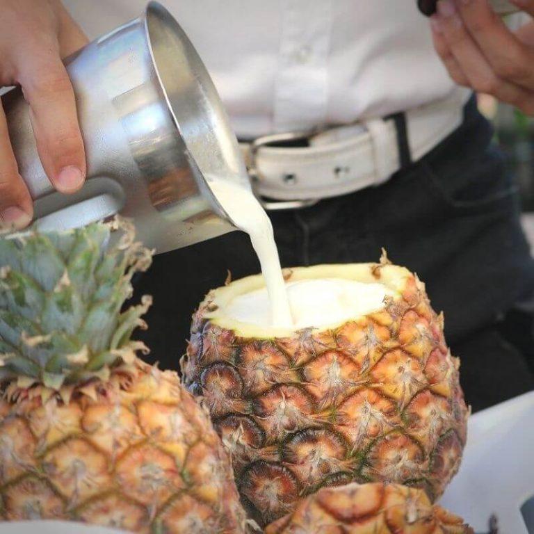 Baarimikko voi tulla tekemään herkullisia alkoholittomia drinkkejä.