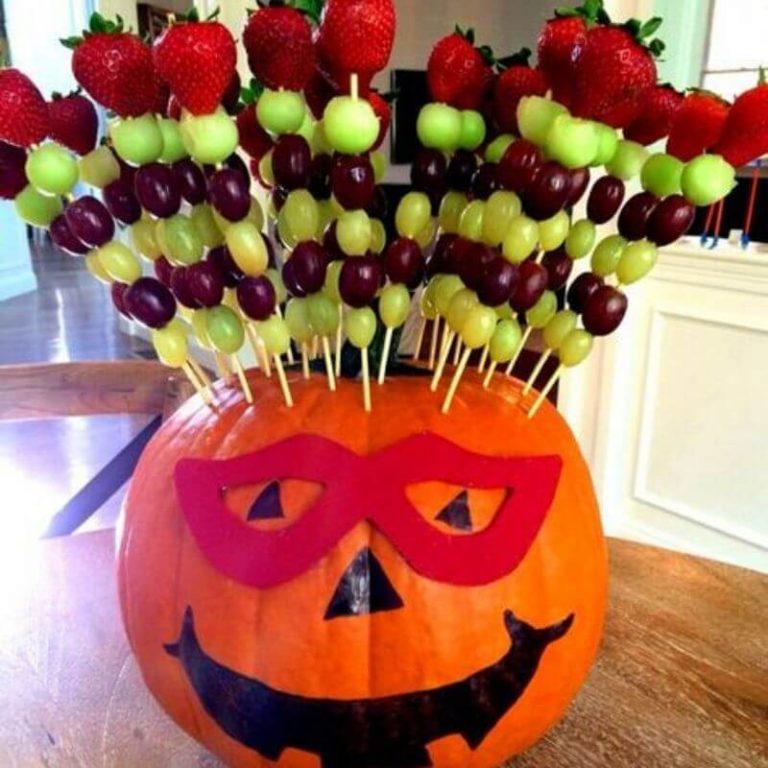 halloween tarjoilut lapsille