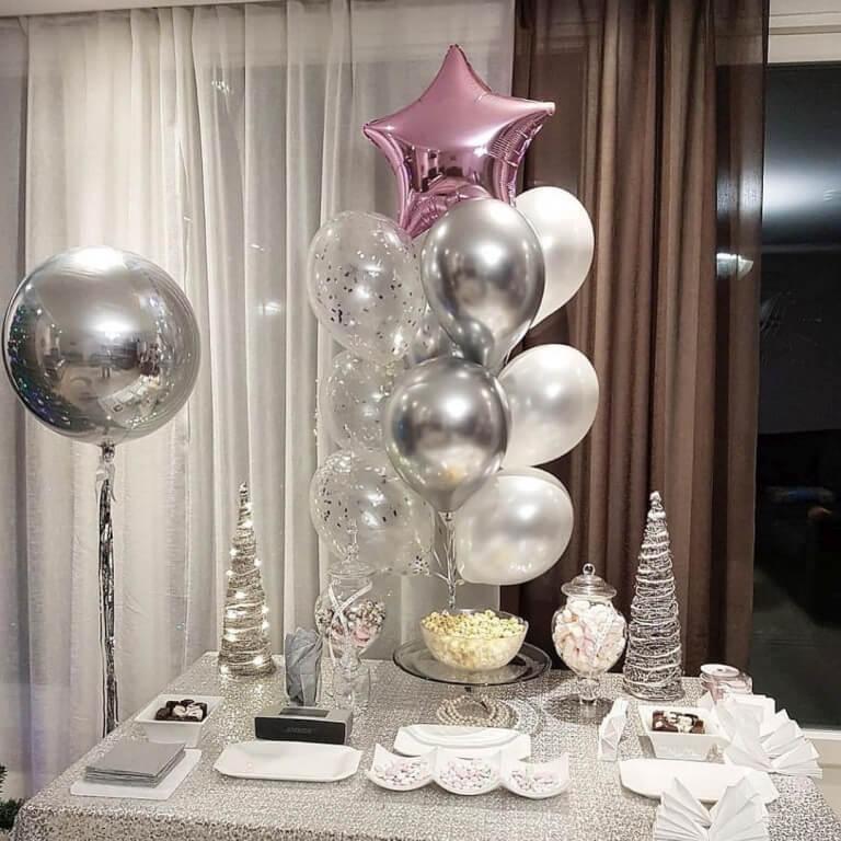 ilmapalloja juhliin ja häihi