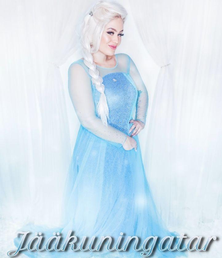 prinsessa syntymäpäiville