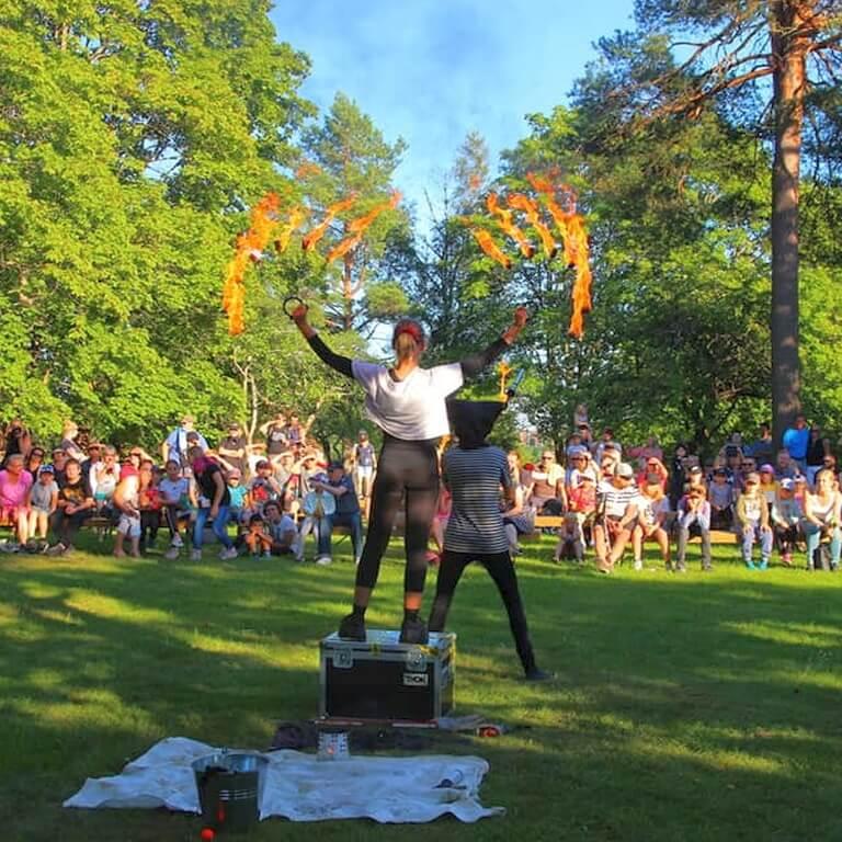 suomalaisia taikureita tapahtumiin