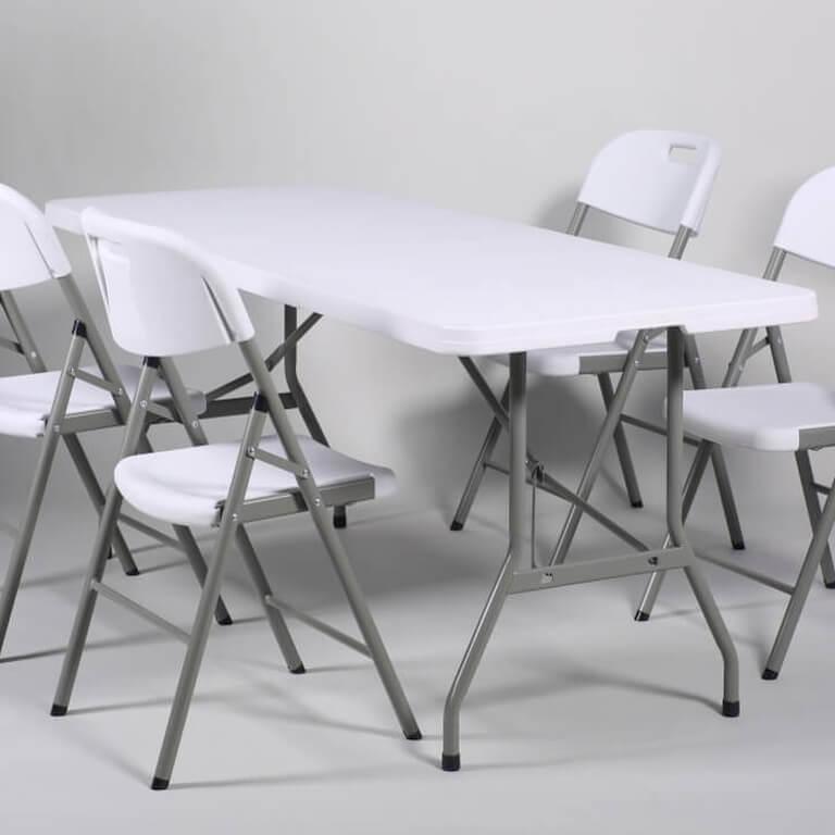 taittopöydät ja tuolit helsinki