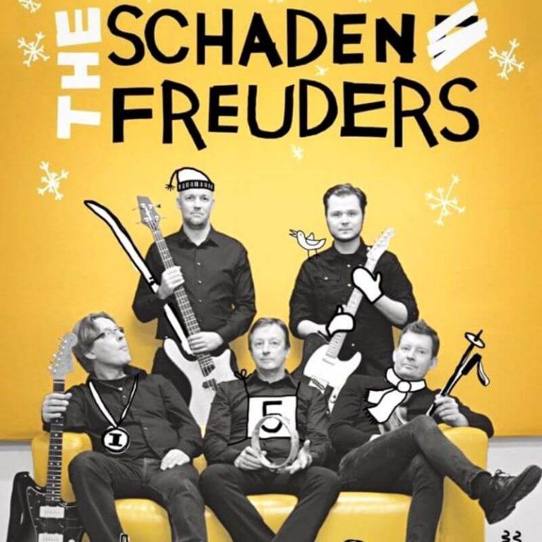 The Schadenfreuders ja muut lahtelaiset rock bändit.