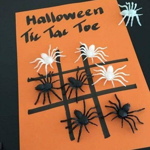 halloween leikit juhliin lapsille