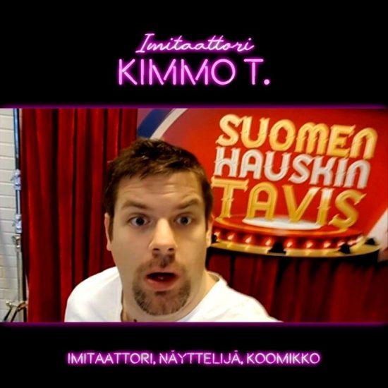 imitaattori koomikko suomessa