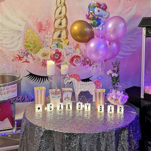 unicorn teemajuhlat
